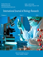 International Journal of Biology Research